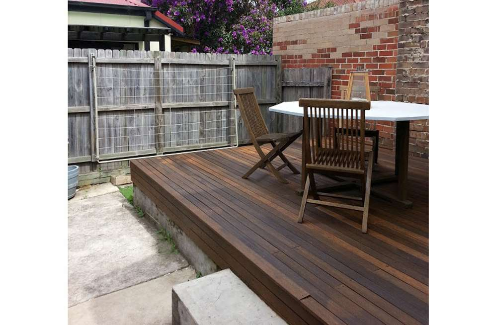 Second view of Homely apartment listing, 1/33 Brighton Street, Petersham NSW 2049