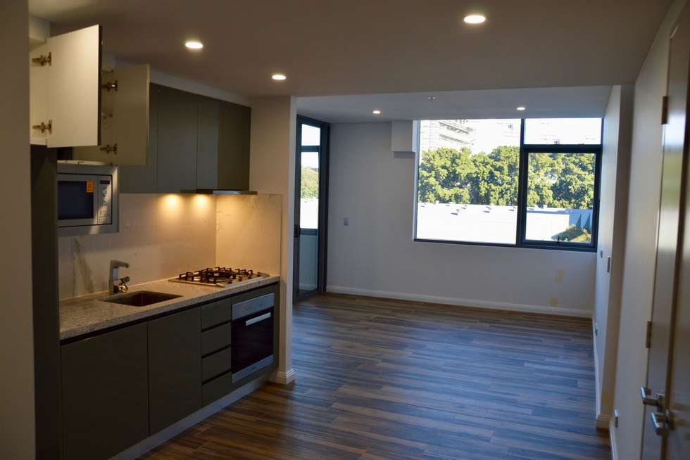 Second view of Homely apartment listing, 352/92 Epsom Road, Zetland NSW 2017