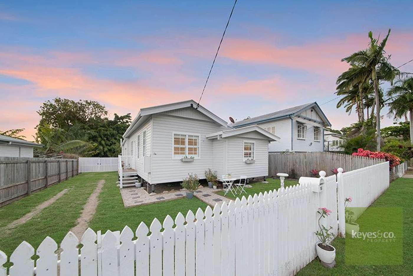 Main view of Homely house listing, 16 Estate Street, West End QLD 4810
