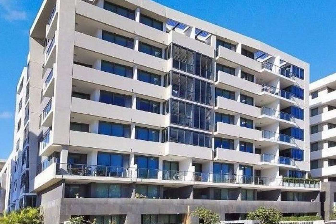 Main view of Homely apartment listing, 408/53 Hills Road, Wentworth Point NSW 2127