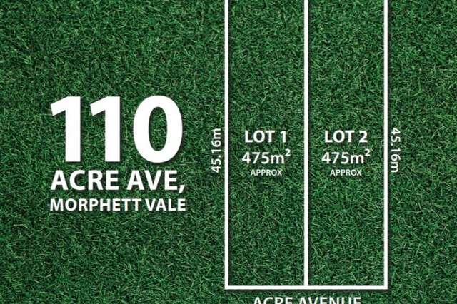 LOT Lot 2/110 Acre Avenue, Morphett Vale SA 5162