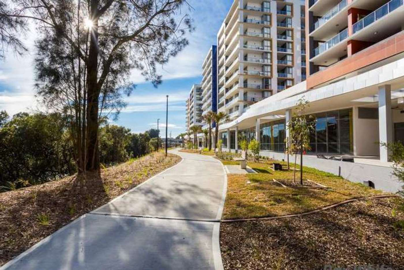 Main view of Homely apartment listing, 110/6 River Road West, Parramatta NSW 2150