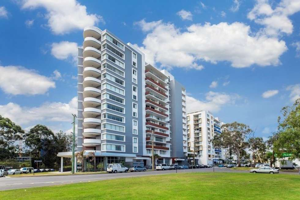 Second view of Homely apartment listing, 110/6 River Road West, Parramatta NSW 2150