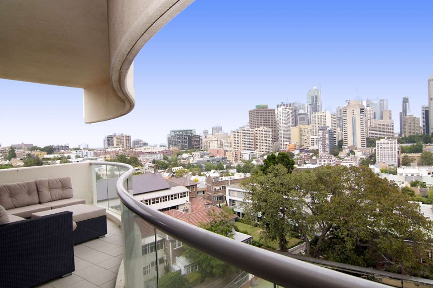 Main view of Homely apartment listing, 801/184 Forbes Street, Darlinghurst NSW 2010