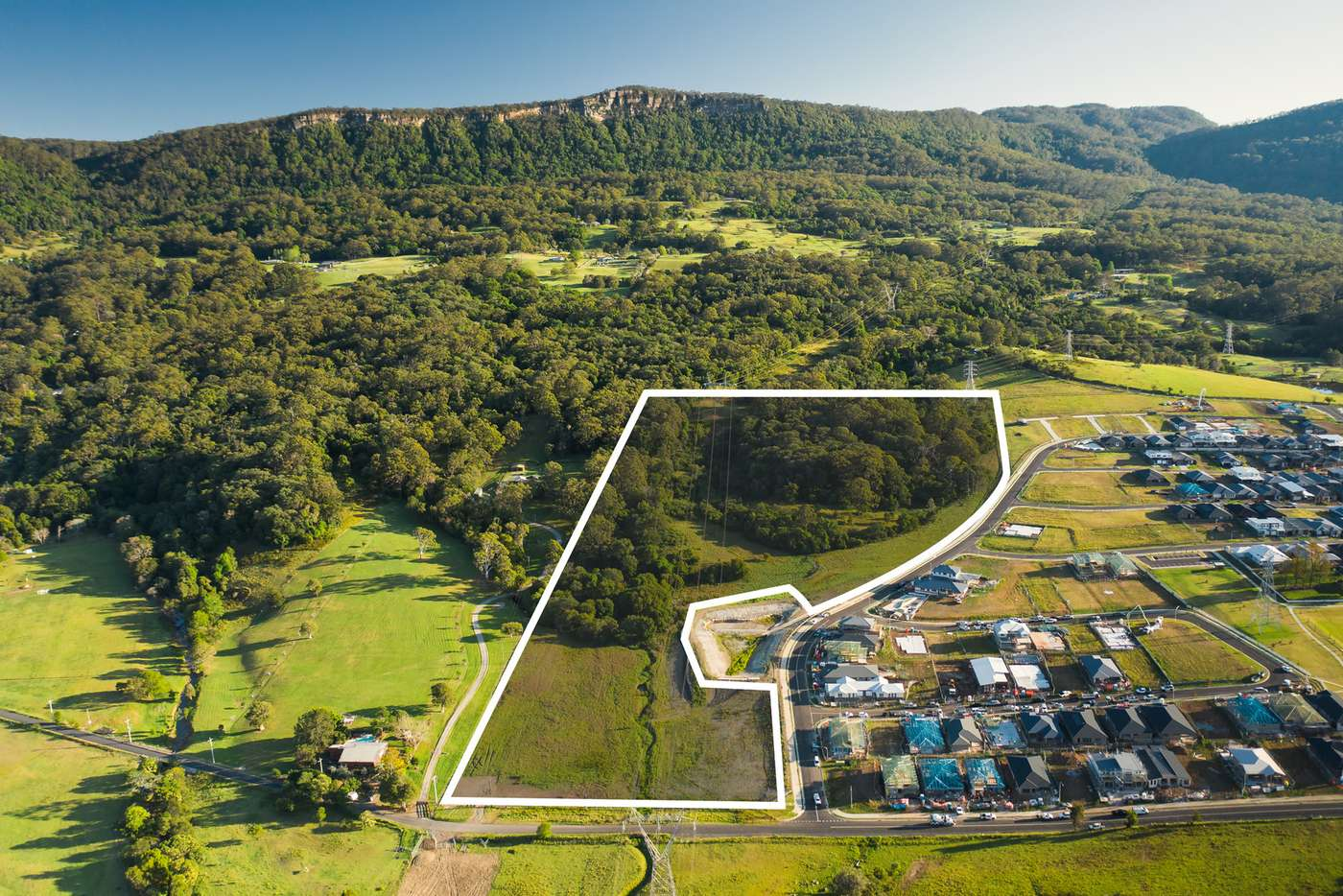 Main view of Homely residentialLand listing, (Lot 4999) 200 Sheaffes Road, Kembla Grange NSW 2526