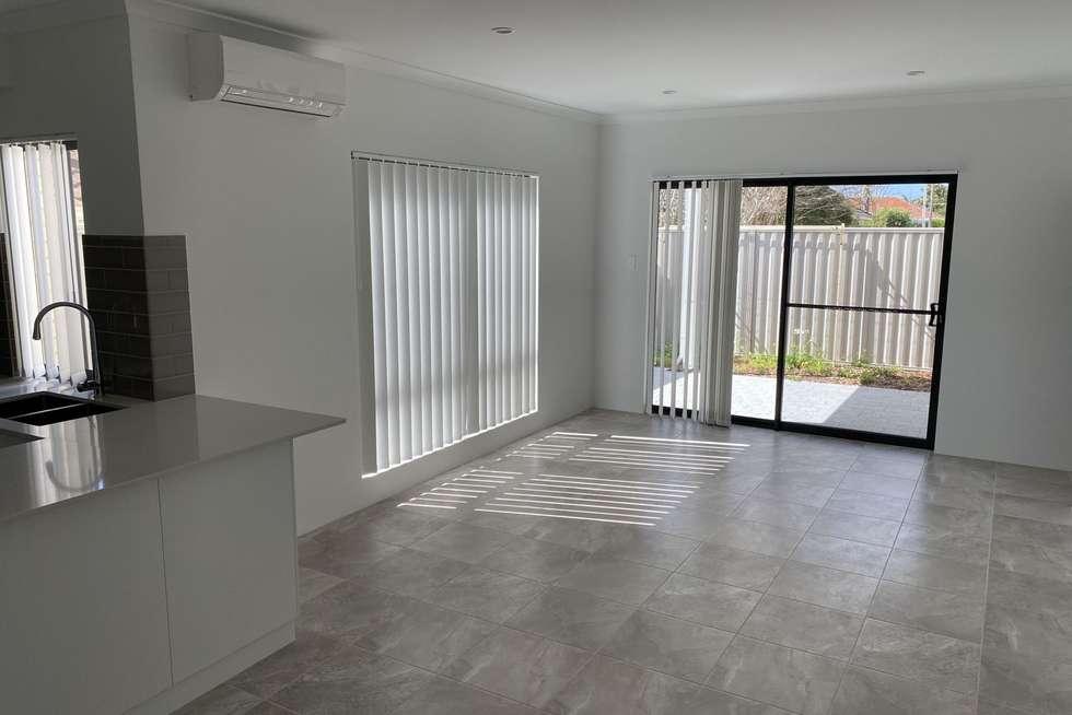 Second view of Homely villa listing, 3/88 North Lake Road, Myaree WA 6154