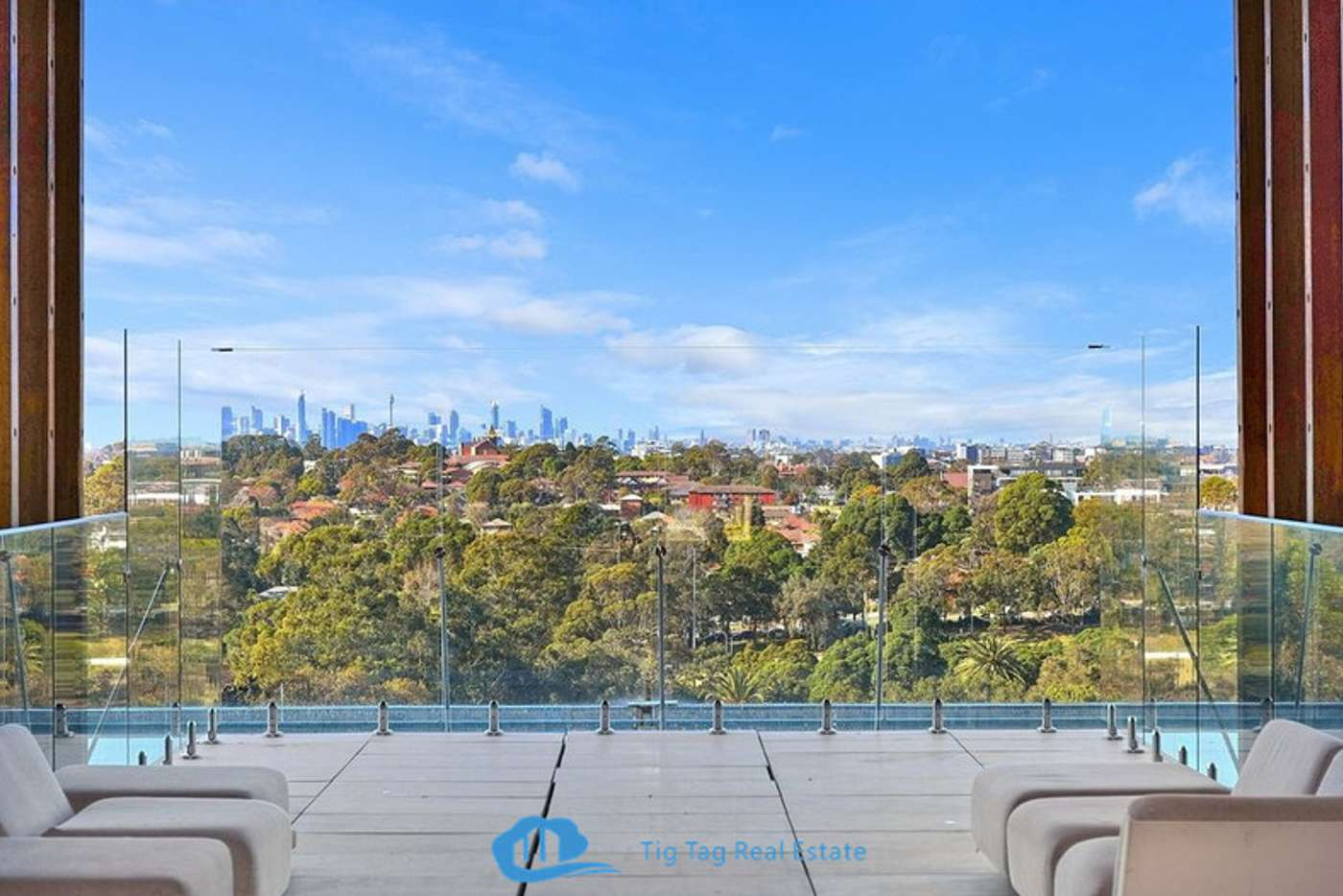 Main view of Homely apartment listing, C815/5 Pope Street, Ryde NSW 2112