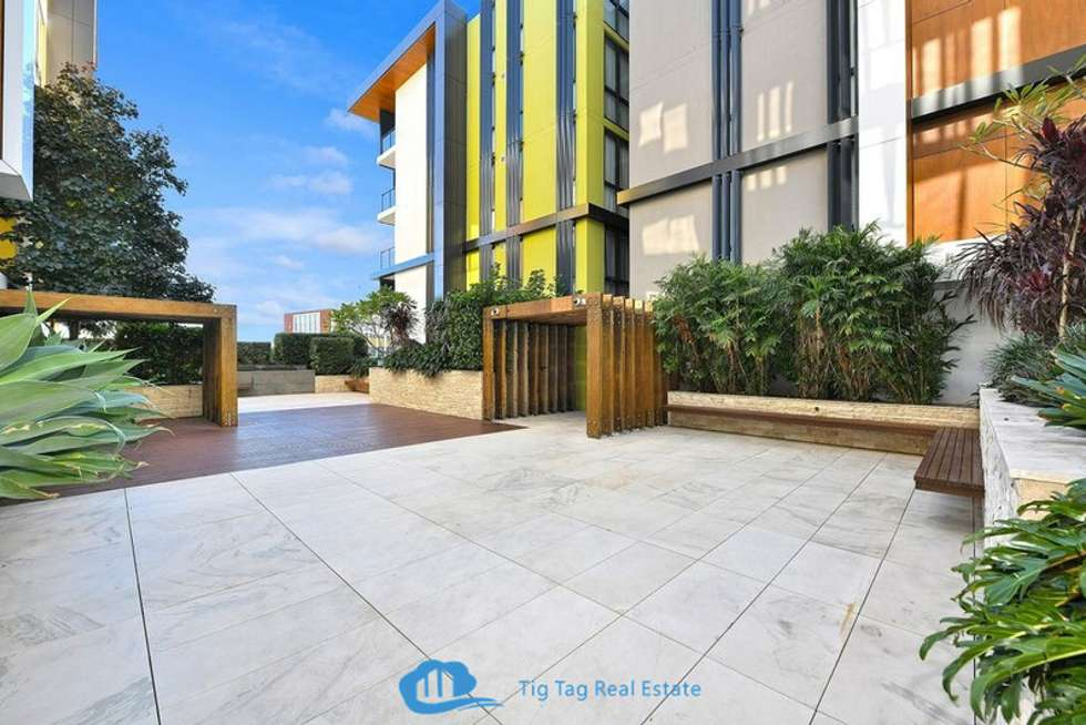 Second view of Homely apartment listing, C815/5 Pope Street, Ryde NSW 2112