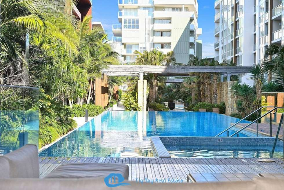 Fifth view of Homely apartment listing, C815/5 Pope Street, Ryde NSW 2112