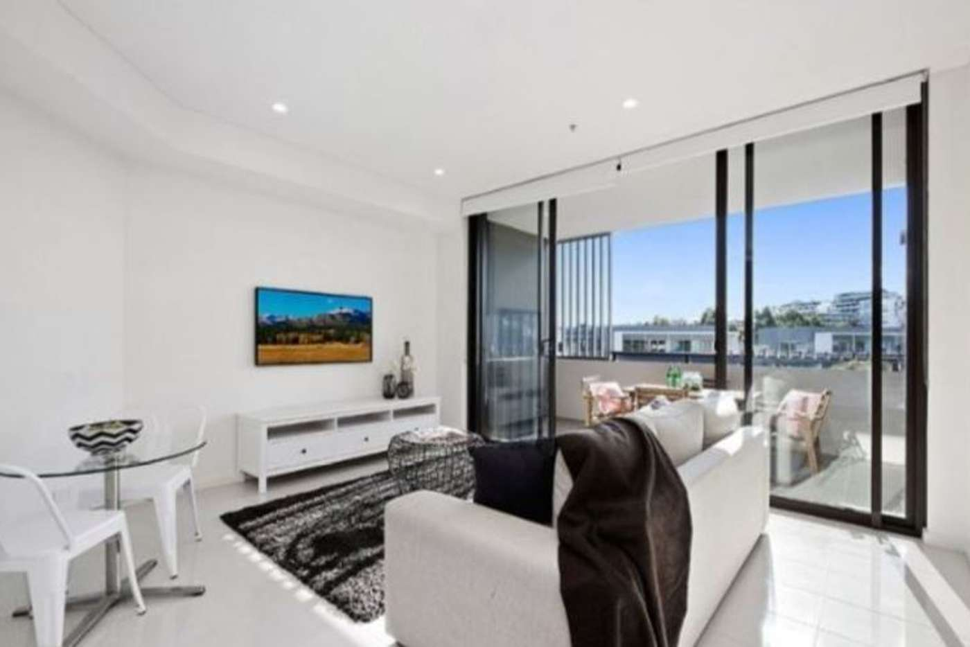 Main view of Homely apartment listing, 522/1 Hutchinson Walk, Zetland NSW 2017