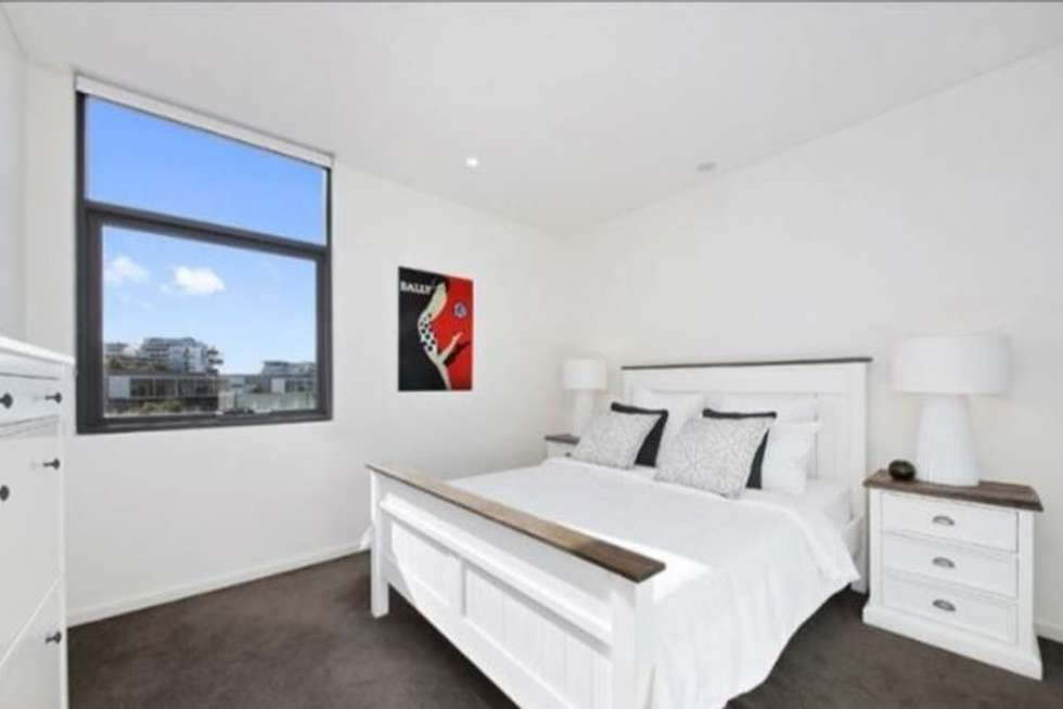 Fifth view of Homely apartment listing, 522/1 Hutchinson Walk, Zetland NSW 2017