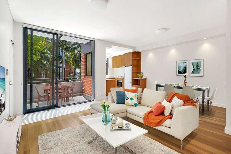 Second view of Homely apartment listing, 9/214 Clovelly Road, Clovelly NSW 2031