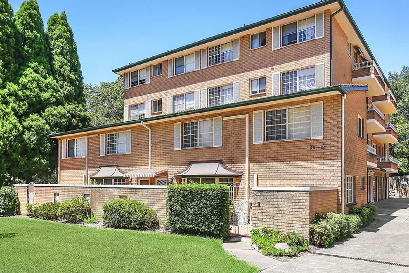 Main view of Homely apartment listing, 7/52 Bridge Street, Epping NSW 2121