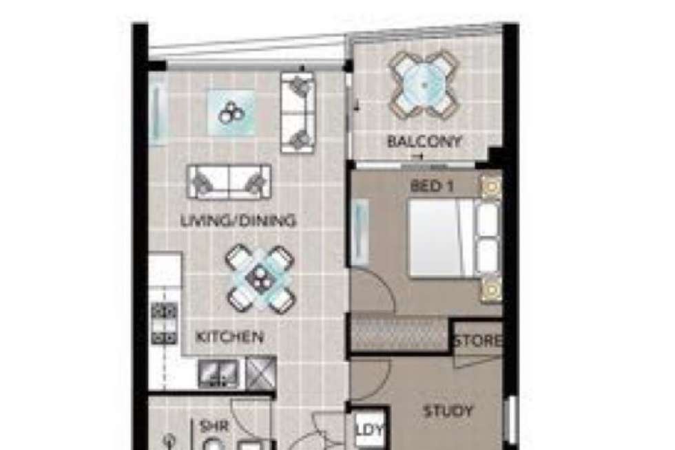 Second view of Homely apartment listing, Lv4/3 Haran Street, Mascot NSW 2020
