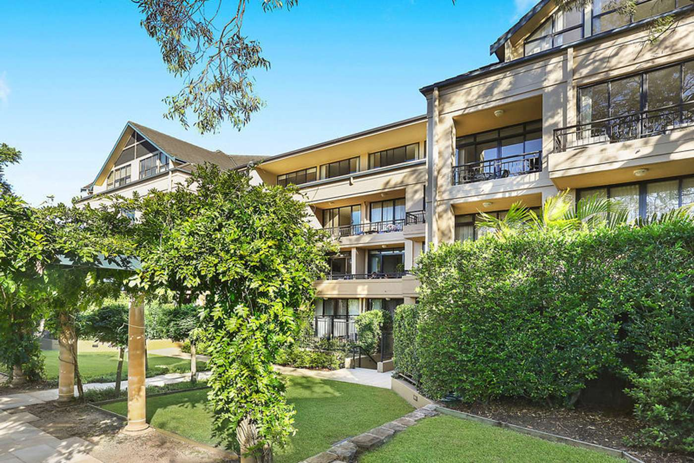 Main view of Homely apartment listing, 27/232-240 Ben Boyd Road, Cremorne NSW 2090