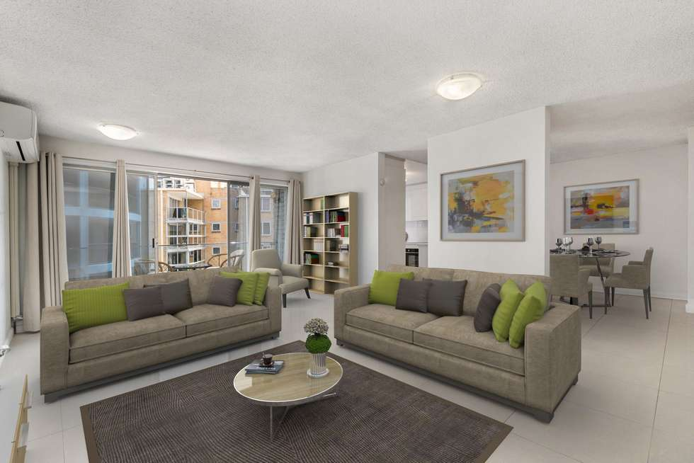 Fourth view of Homely apartment listing, 17/26 Brisbane Street, Toowong QLD 4066