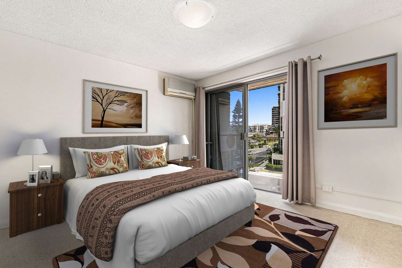 Fifth view of Homely apartment listing, 17/26 Brisbane Street, Toowong QLD 4066