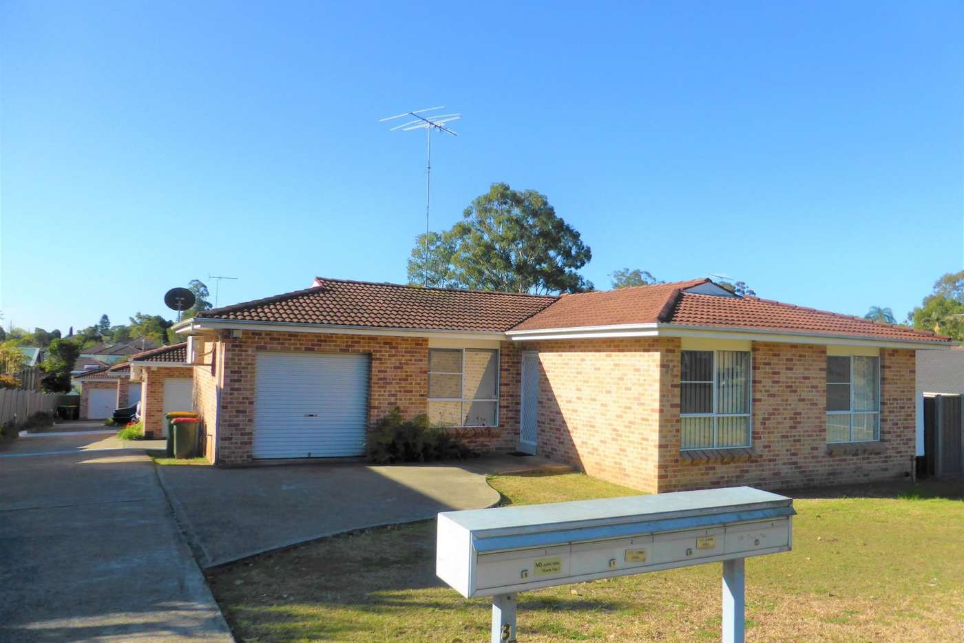 Main view of Homely villa listing, 4/37 Burrabogee Rd, Pendle Hill NSW 2145