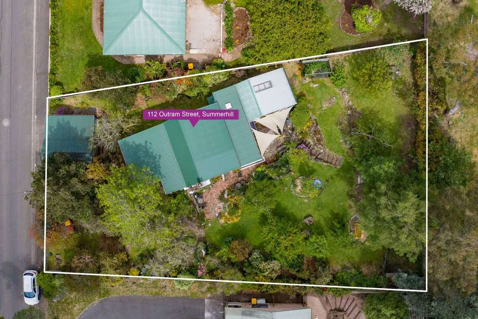 Second view of Homely house listing, 112 Outram Street, Summerhill TAS 7250