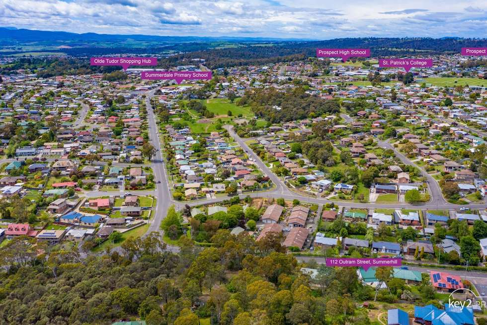 Third view of Homely house listing, 112 Outram Street, Summerhill TAS 7250