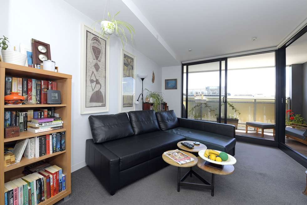 Second view of Homely apartment listing, 302/37-39 Bosisto Street, Richmond VIC 3121