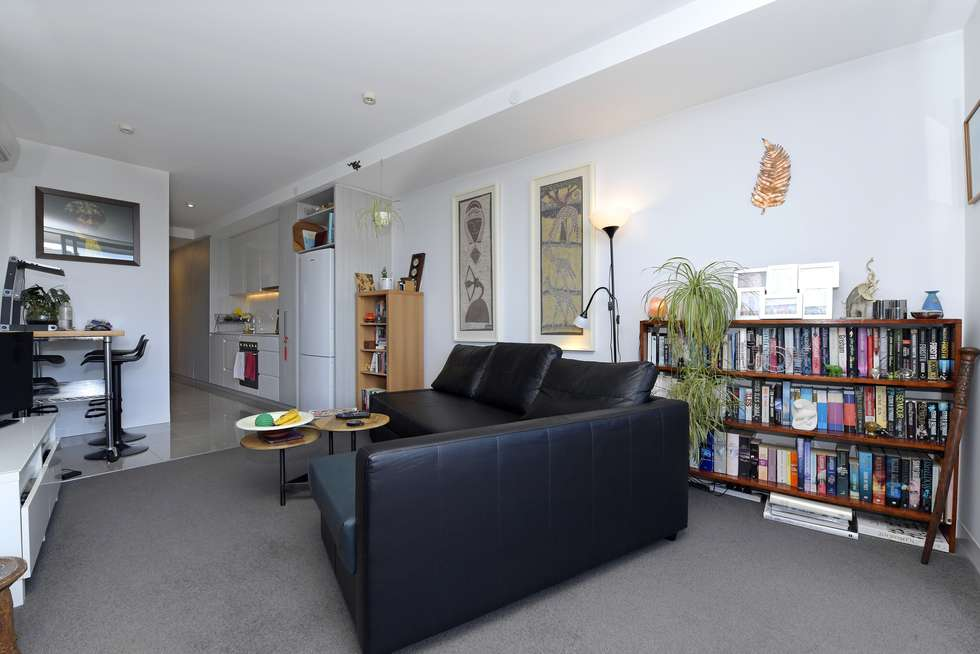 Third view of Homely apartment listing, 302/37-39 Bosisto Street, Richmond VIC 3121