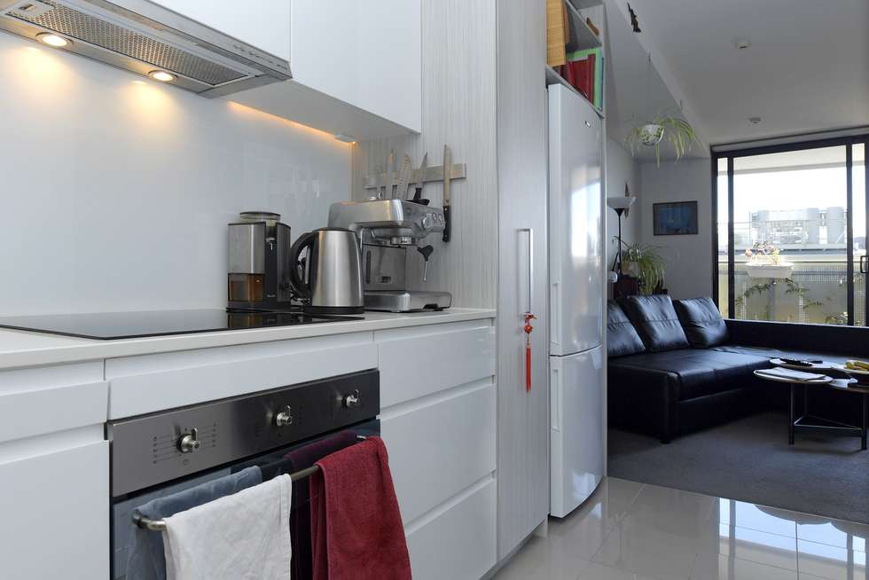 Fifth view of Homely apartment listing, 302/37-39 Bosisto Street, Richmond VIC 3121