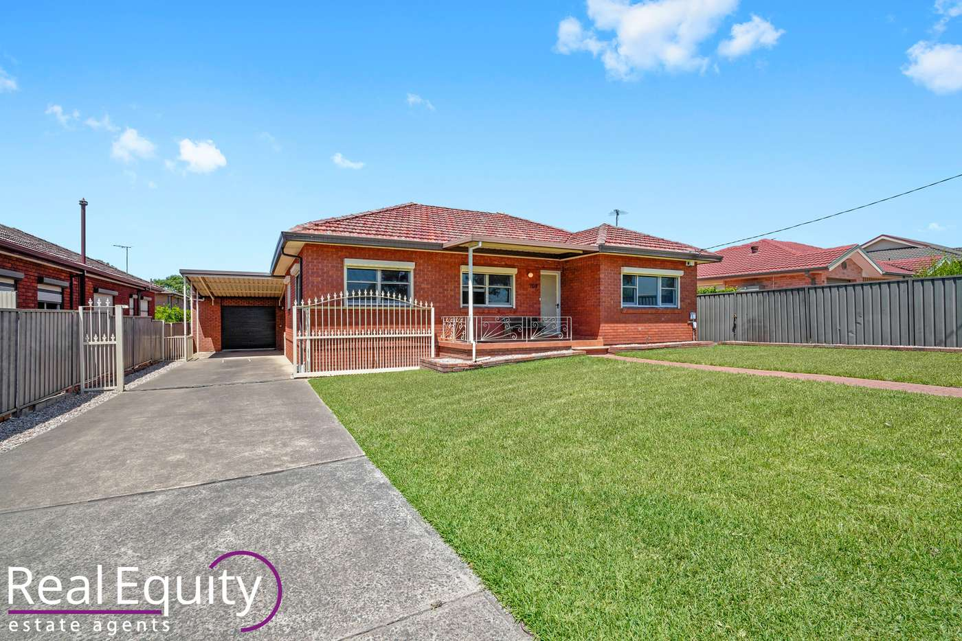 Main view of Homely house listing, 108 Hoxton Park Road, Lurnea NSW 2170