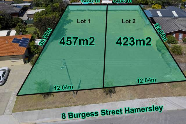 8 Burgess Street, Hamersley WA 6022