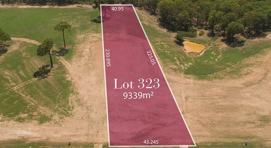 Lot 323 The Acres Way | The Acres