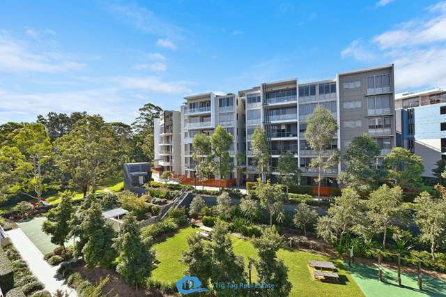 342/9 Epping Park Drive, Epping NSW 2121