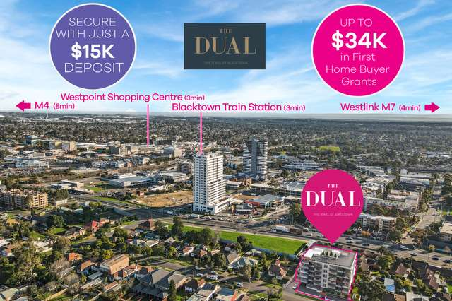 101/28-32 Peter Street, Blacktown NSW 2148