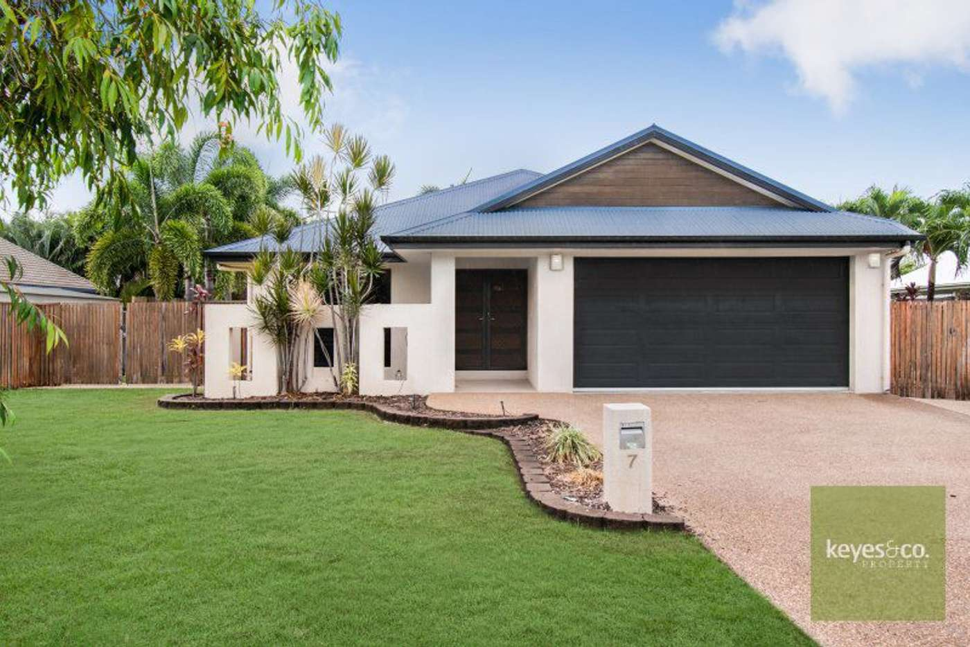 Main view of Homely house listing, 7 Anchorage Circuit, Bushland Beach QLD 4818