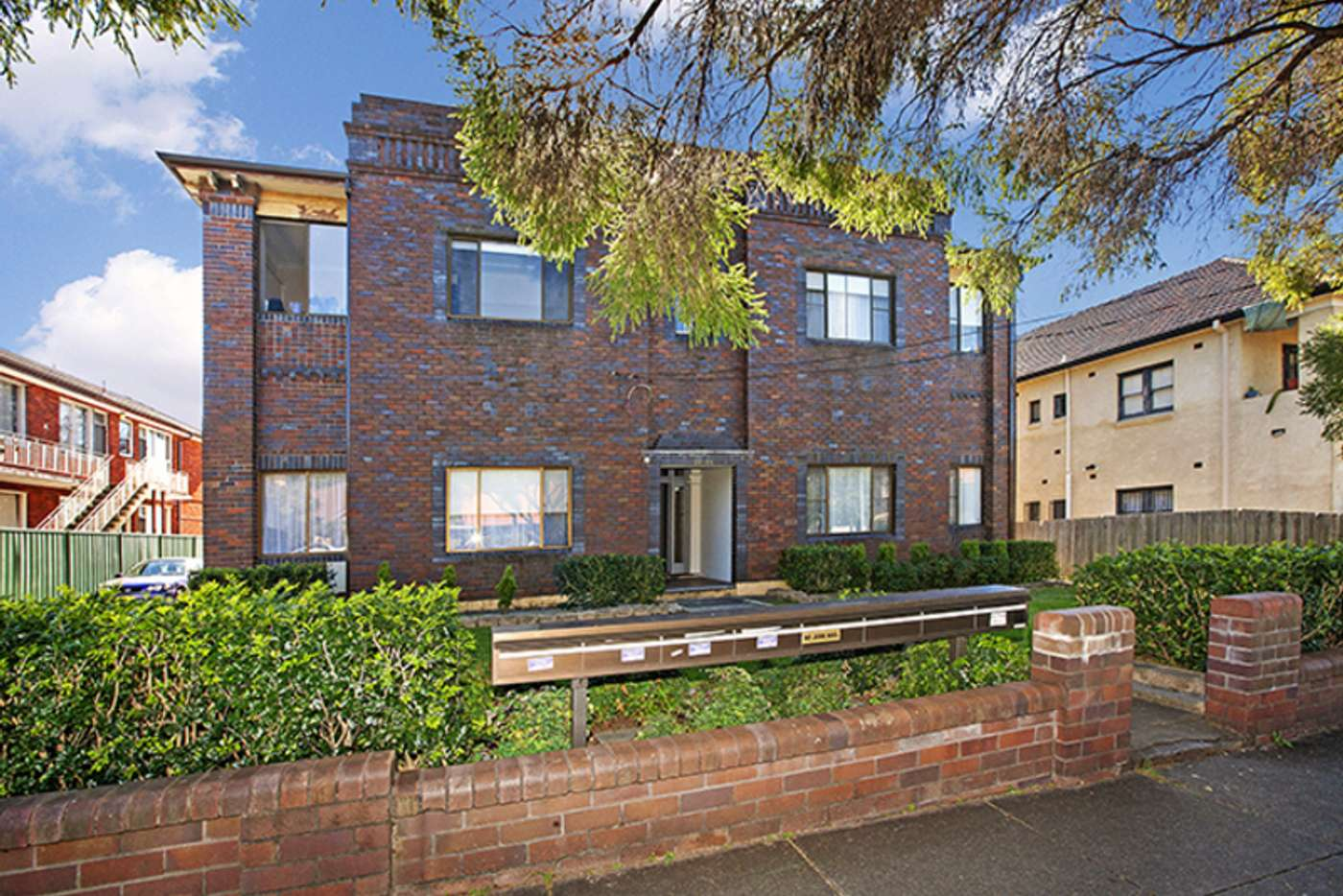 Main view of Homely apartment listing, 6/22-24 Herbert Street, Dulwich Hill NSW 2203