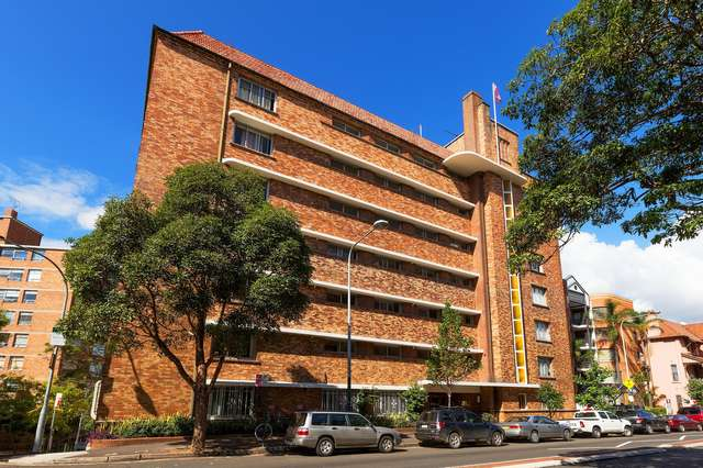 33/4 Ward Ave, Potts Point NSW 2011
