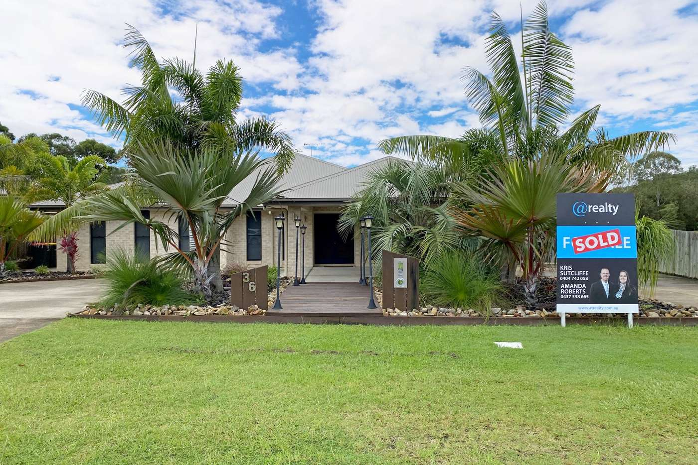 Main view of Homely house listing, 36 Country Court, Elimbah QLD 4516