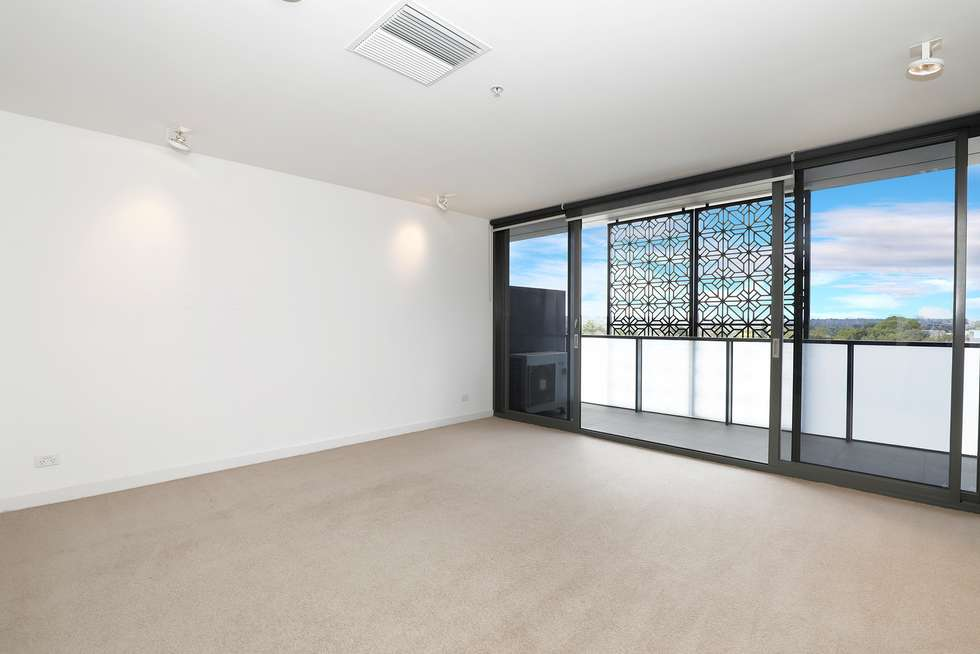 Second view of Homely apartment listing, 217/14 Elizabeth Street, Malvern VIC 3144