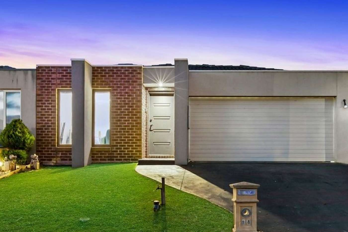 Main view of Homely house listing, 18 Talliver Terrace, Truganina VIC 3029