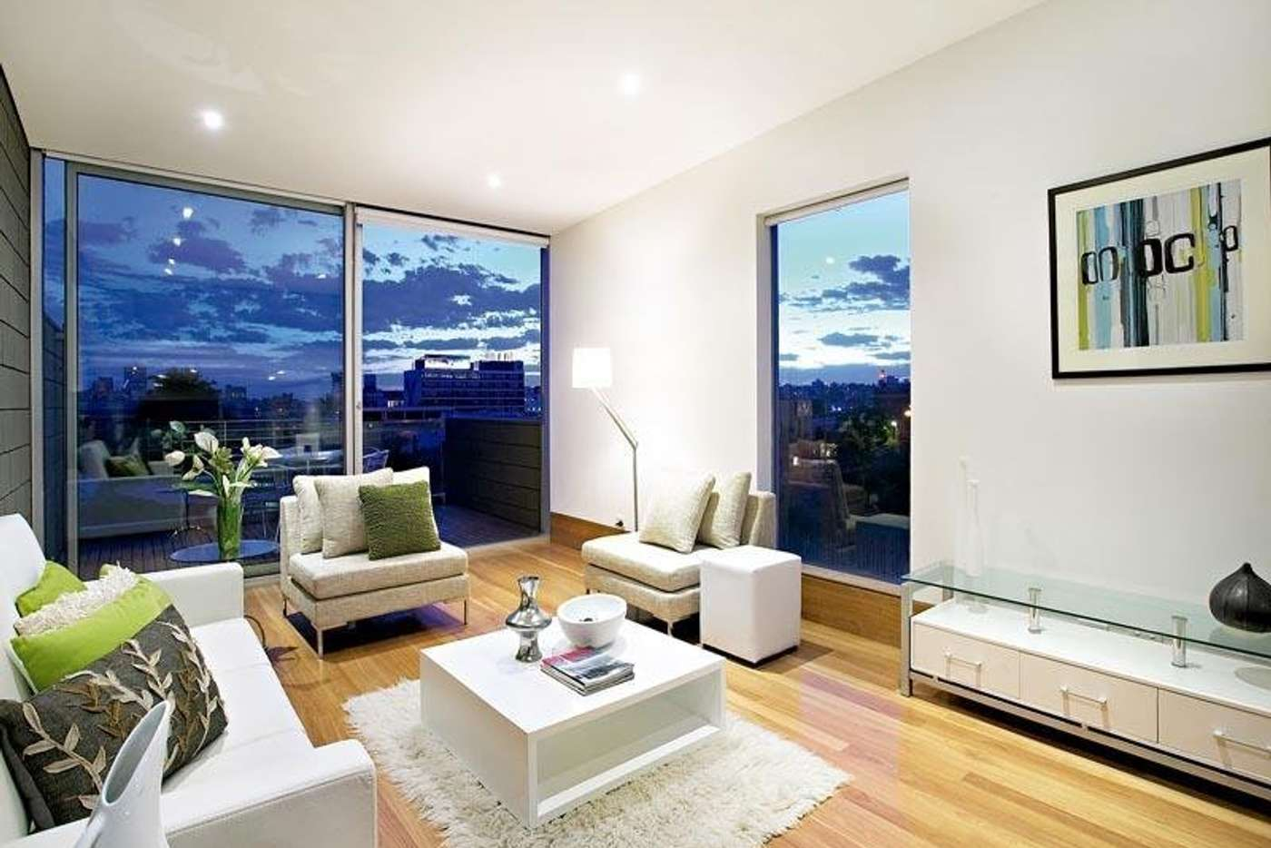 Main view of Homely townhouse listing, 3A Little Lesney Street, Richmond VIC 3121