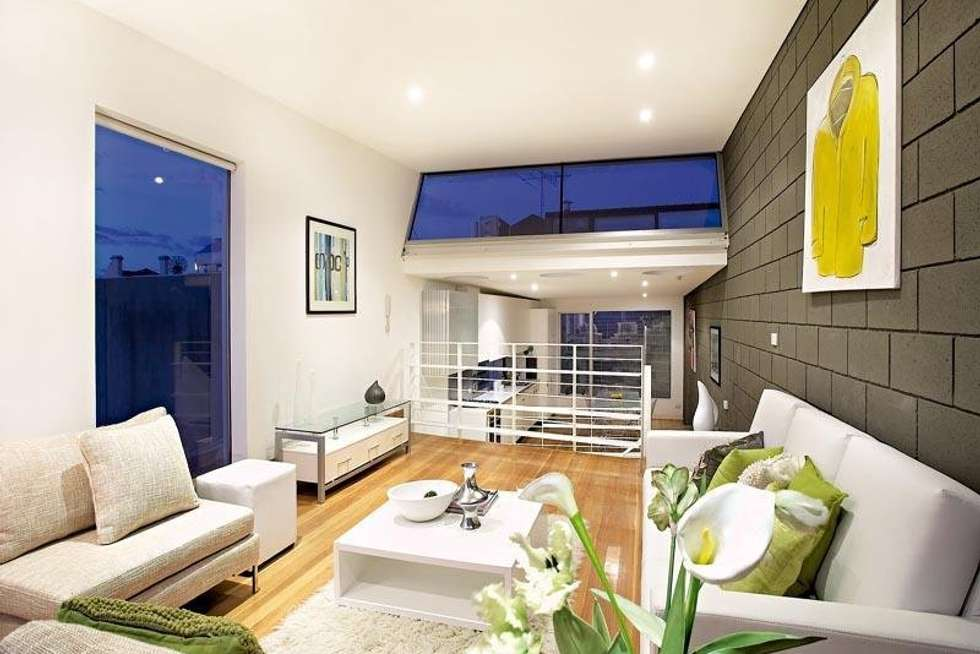 Second view of Homely townhouse listing, 3A Little Lesney Street, Richmond VIC 3121