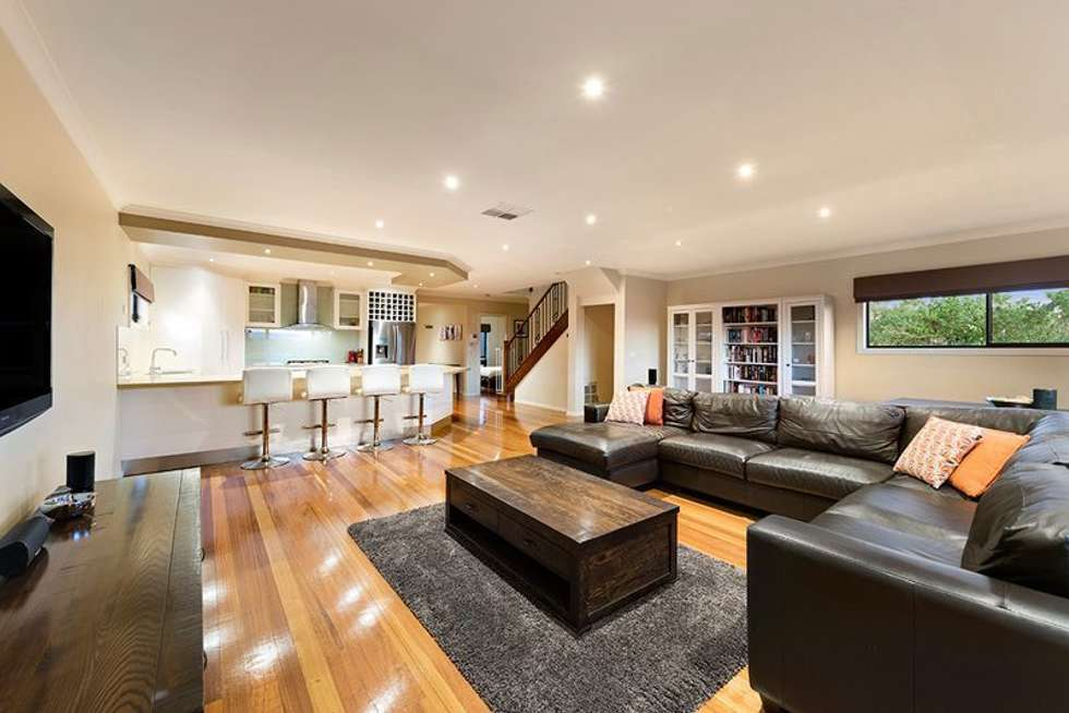 Second view of Homely house listing, 15 SUMMIT AVENUE, Oak Park VIC 3046