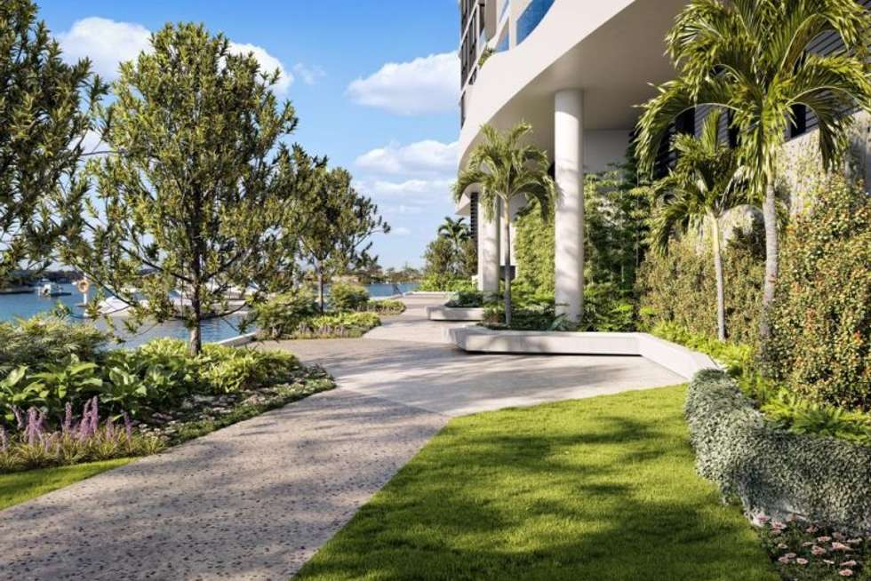 Second view of Homely unit listing, 51310/5 Harbourside Court, Biggera Waters QLD 4216