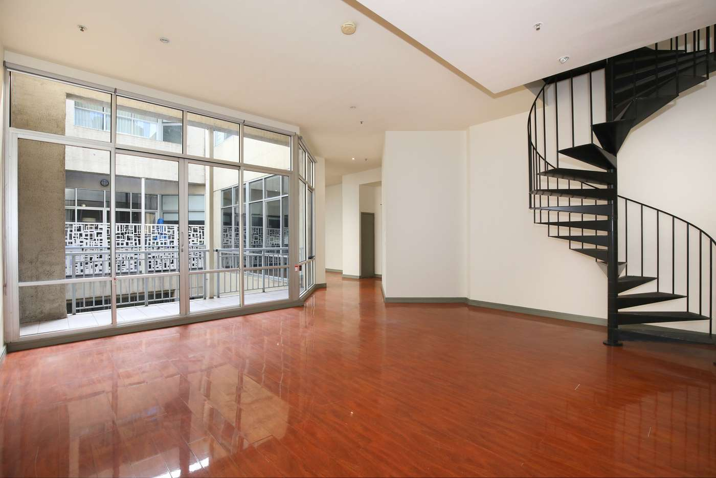 Main view of Homely apartment listing, 44/398 La Trobe Street, Melbourne VIC 3000