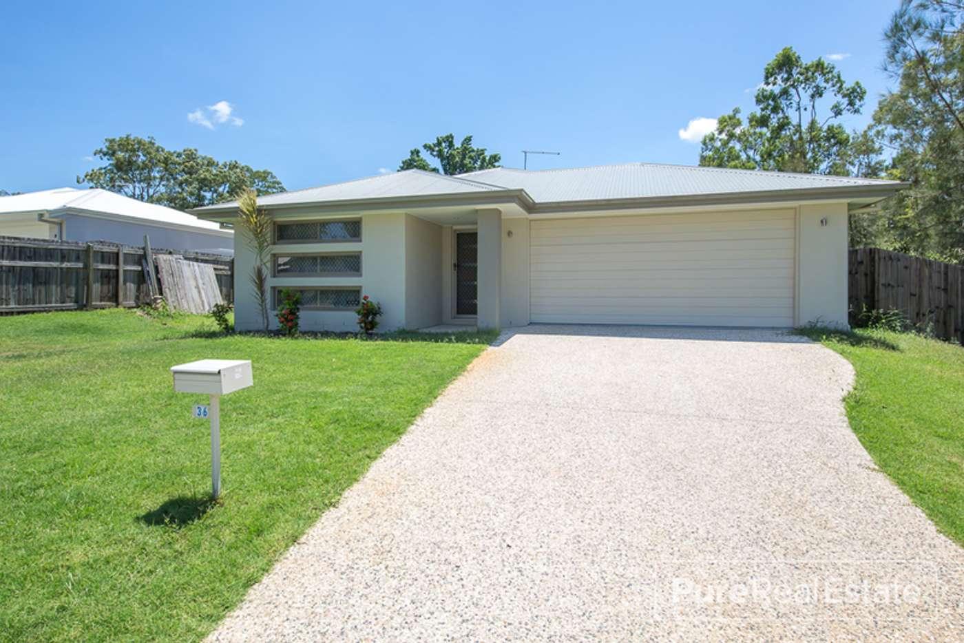 Main view of Homely house listing, 36 Knightsbridge Drive, Chuwar QLD 4306