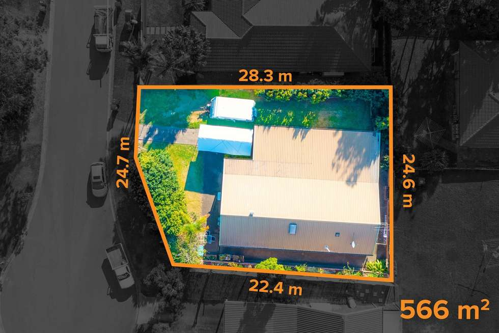Second view of Homely house listing, 10 Falstaff Street, Belmont QLD 4153
