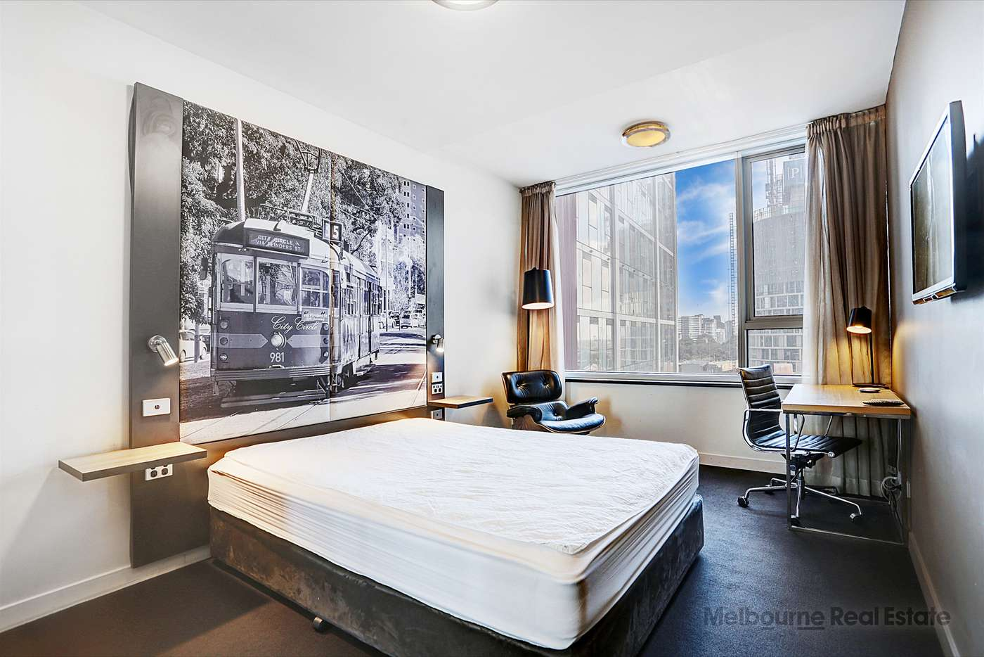 Main view of Homely apartment listing, 1209/43 Therry Street, Melbourne VIC 3000