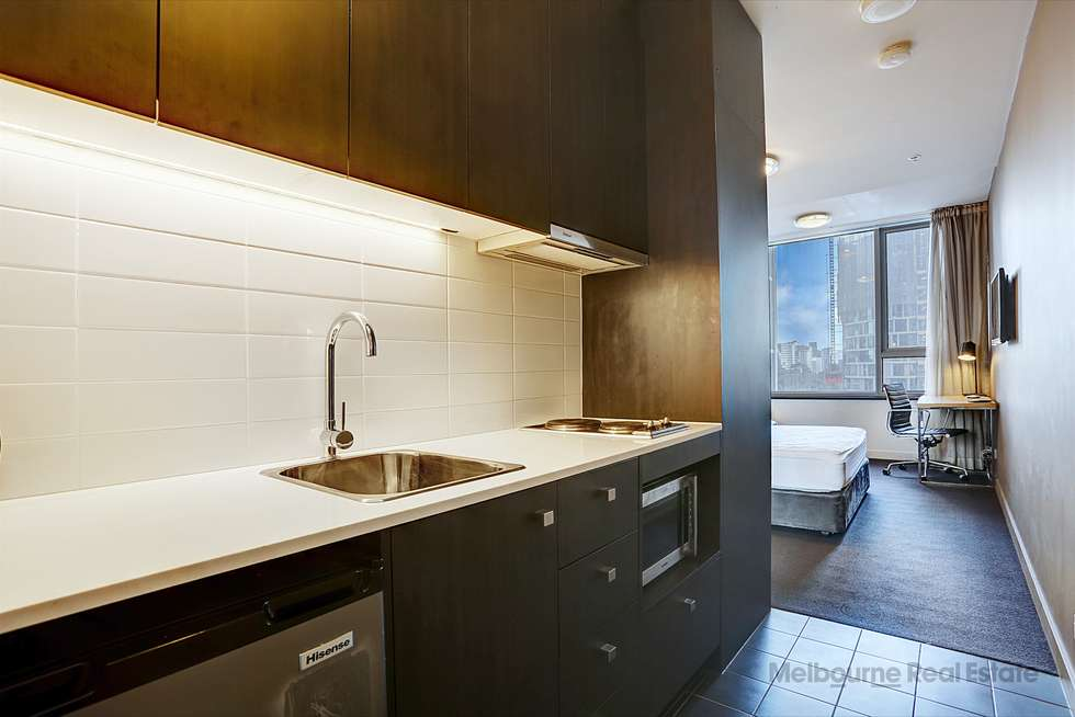 Second view of Homely apartment listing, 1209/43 Therry Street, Melbourne VIC 3000