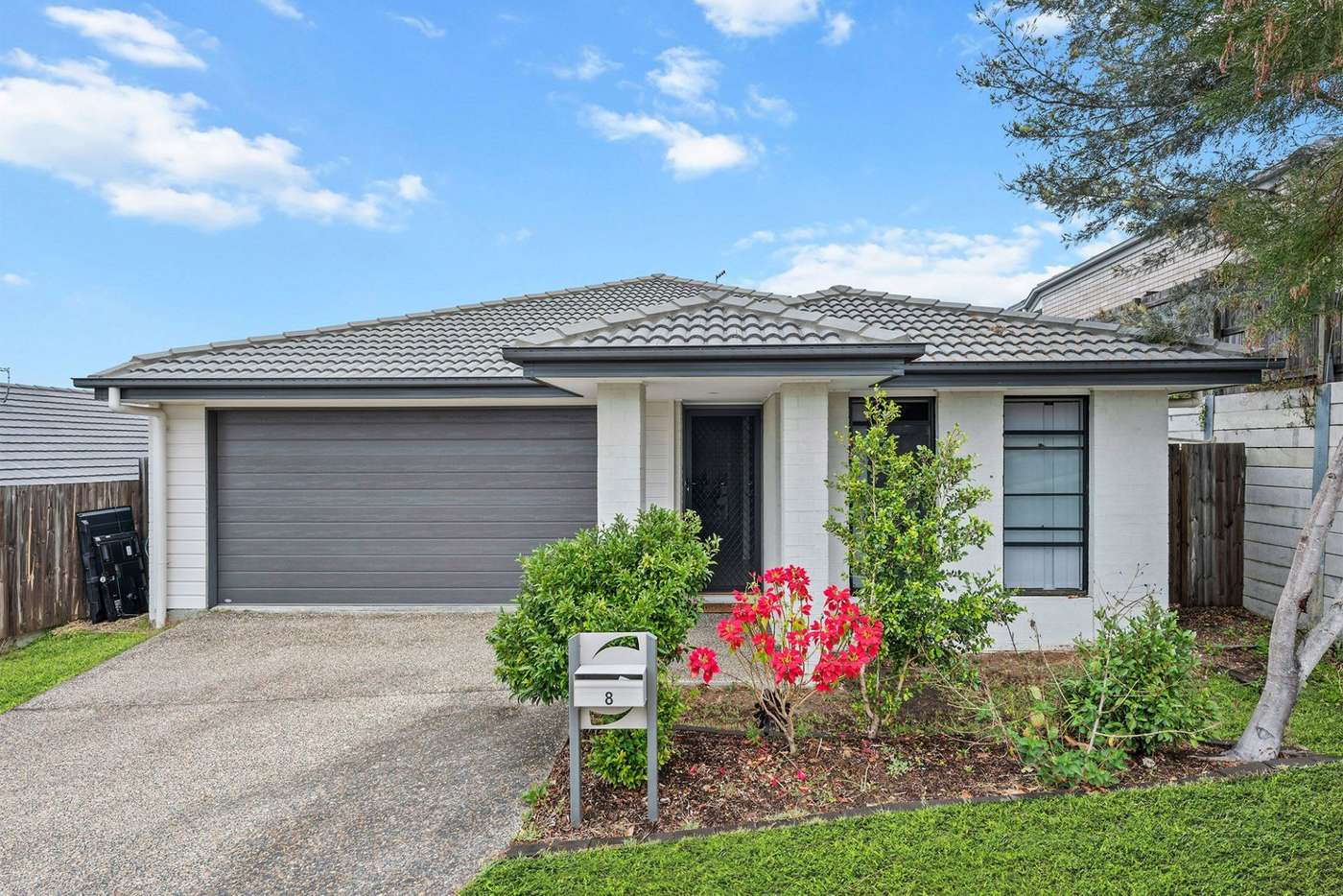 Main view of Homely house listing, 8 Joseba Place, Springfield Lakes QLD 4300