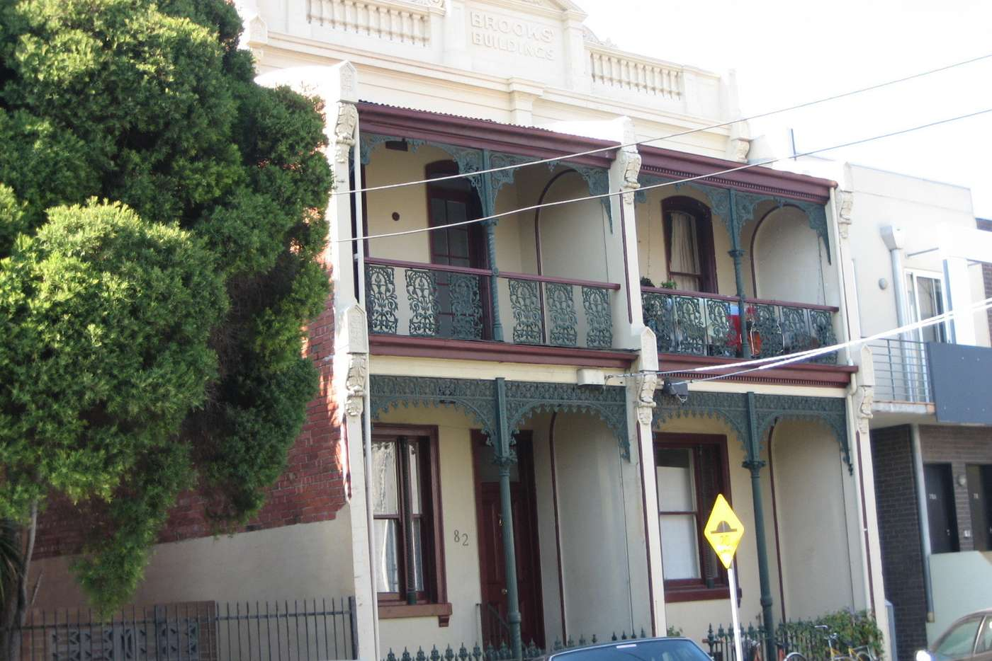 Main view of Homely terrace listing, 2/82 Gore St, Fitzroy VIC 3065