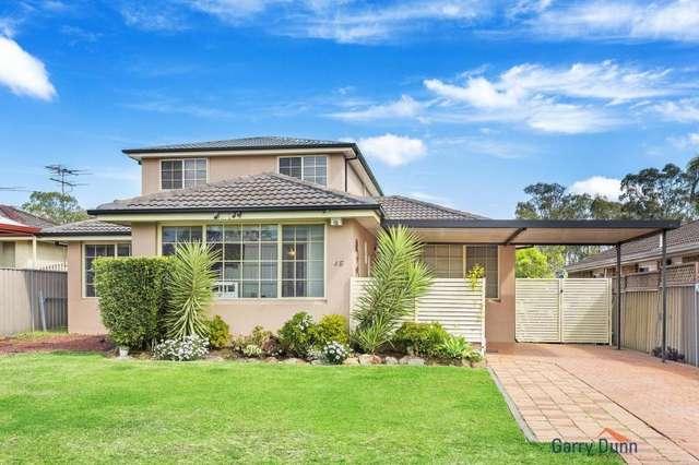 46 Pritchard Ave, Hammondville NSW 2170